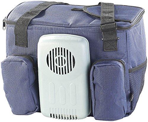 Xcase Kühltasche Auto 12V: Elektrische 12-V-Thermo-Kühltasche, 24 l (Kühltasche 12 Volt)
