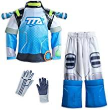 Disney Store Miles from Tomorrowland Light up Costume Size Medium M 7-8