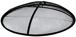 Backyard Creations Round Mesh Fire Pit Spark Screen Cover, 31