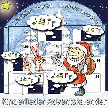 Kinderlieder Adventskalender