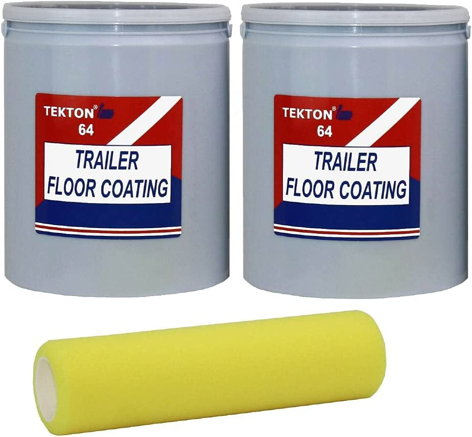 Trailer Floor Coating Genuine Free Shipping Protects Walls and Limited price sale Floors Ramps
