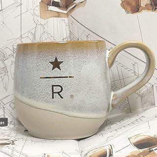 スターバックス リザーブ ロースタリー 限定 マグカップ ブラウン 陶器 スタバマグ スタバ 日本 325ml