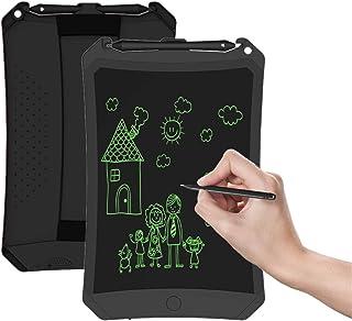 (الجيل الأول) - تابلت كتابة إل سي دي، لوحة الكتابة 22 سم للأطفال وسادات الكتابة على الرسم الإلكترونية قابلة لإعادة الاستخد...