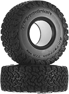 Axial AX31412 1.9 BFGoodrich All-Terrain T/A KO2 R35 Compound RC Tires with Foam Inserts (Set of 2)