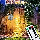 Regadera, guirnalda de luces, decoración de Star Shower Garden Art Light Decoration LED lámpara de decoración para verter cielo estrellado, jardín trabajo lámpara de césped al aire libre