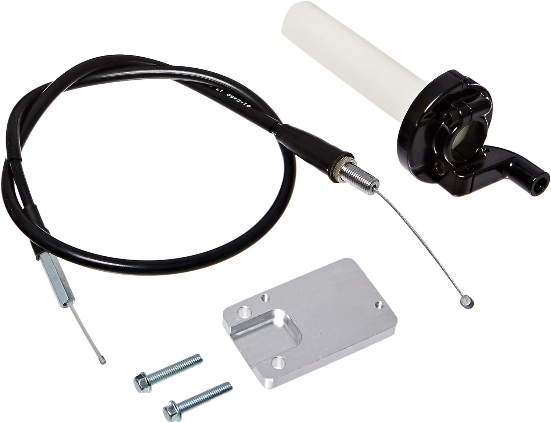 Max 81% OFF Popular standard Motion Pro 01-0564 CR Twist Throttle Kit Conversion