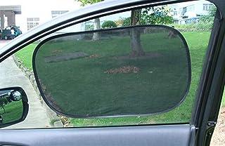 Car Electrostatic Adsorption Sun Visor, Car Sun Visor, Sun Visor Stickers, Heat Insulation Block 48 * 38cm. 4PCS Car Acces...