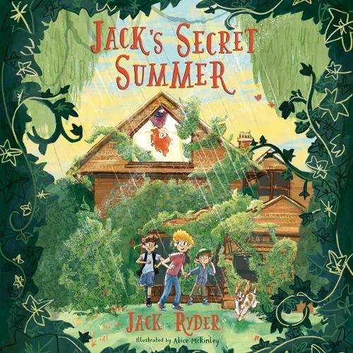 Jack's Secret Summer cover art