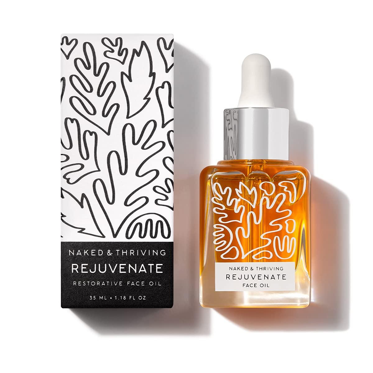Naked Thriving Rejuvenate Restorative Facial Ve Oil Sale item - Today's only Organic