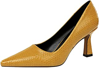 Zanpa Women Fashion Pumps High Heels