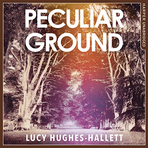 Peculiar Ground cover art