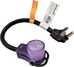 Parkworld 885521 EV Adapter Cord NEMA 10-30P to 14-50R (ONLY for Tesla UMC or Other EV Charging, NOT for RV) 18 inch