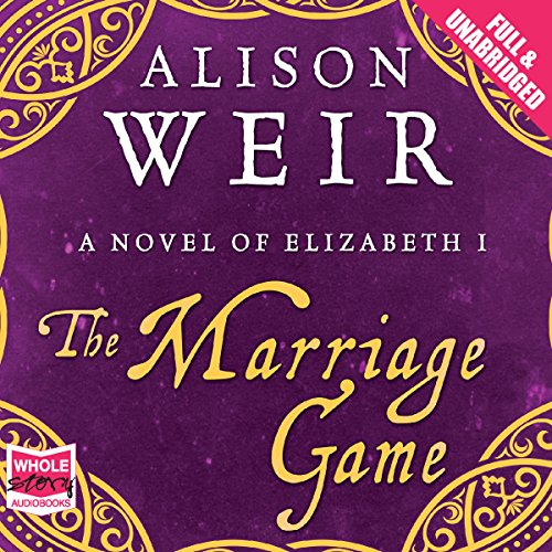 The Marriage Game audiobook cover art