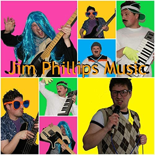 Jim Phillips Music