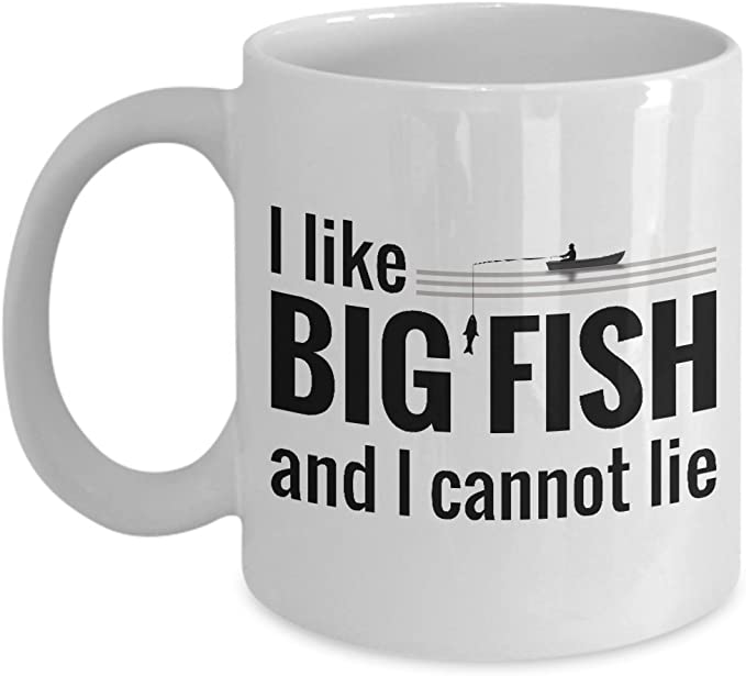 Funny Mugs DW 99 Problems And Fishing Solves All Of Them Fish Fisher Giant Mug