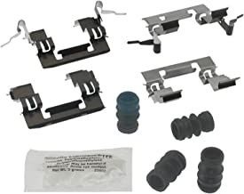 ACDelco 18K1998X Professional Front Disc Brake Caliper Hardware Kit with Clips, Seals, and Lubricant