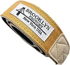 ブルックリンファクトリー カメラストラップ 一眼レフ かわいい おしゃれ ミラーレス 男女兼用 ニコン キャノン 対応 NUTS ヴィンテージ