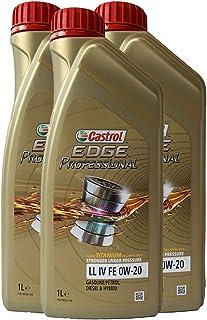 Castrol Edge Professional LL IV FE 0W 20 3x1 Liter