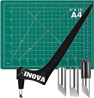 Cutter rotatif | decoupe papier | massicot à lame rotative | outils de coupe pour loisirs créatifs | outil de coupe pour a...