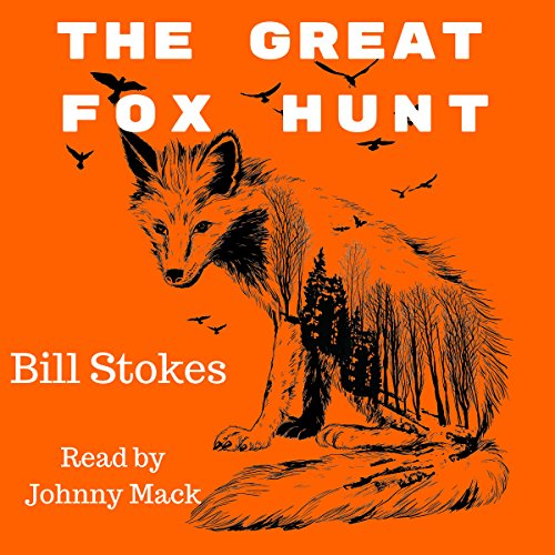 The Great Fox Hunt audiobook cover art