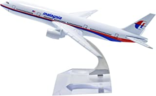 TANG DYNASTY 1/400 16cm マレーシア航空 Malaysia Airlines ボーイング B777 高品質合金飛行機プレーン模型 おもちゃ