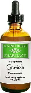 Rainforest Pharmacy Graviola Liquid Extract 4 fl oz Immune System