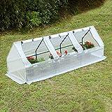 Erommy Portable Mini Greenhouse