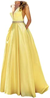 Best formal dresses yellow Reviews