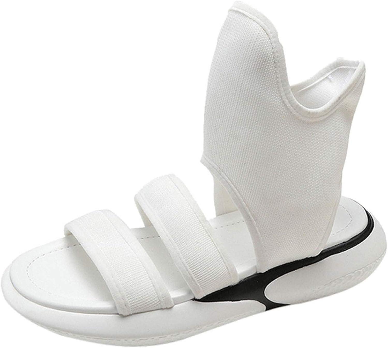 Vintage Sandals Black Sandalias women silverforma Sandals Gladiator Sandals