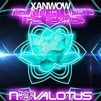 Neon Night Lights - The Remixes