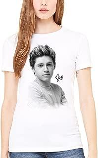 Women's Official One Direction Niall Horan Solo Women's Shirt Niall Horan 1D Teen Music Irish