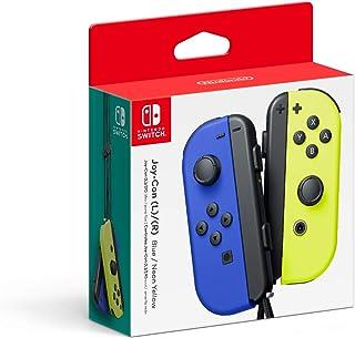 Nintendo Joy-con (l/r) Azul e Amarelo Neon - Switch