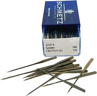 Best schmetz super non stick needles Reviews