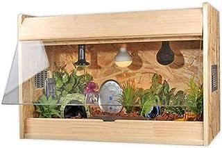 ハムスター ケージ 巣箱 Hamster Cage ハムスター 家 断熱給餌ビバリウムボックス広々とした繁殖タンクポータブル交通ボックスペットショップホームボックス ペットのおもちゃ YYDD (Size : 100*50*50cm)