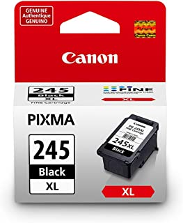 Canon PG-245 XL Black Ink Cartridge Compatible to iP2820, MG2420, MG2924, MG2920, MX492, MG3020, MG2525, TS3120, TS302, TS202, TR4520