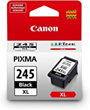 Canon PG-245XL Black Cartridge, Compatible to MX492,...