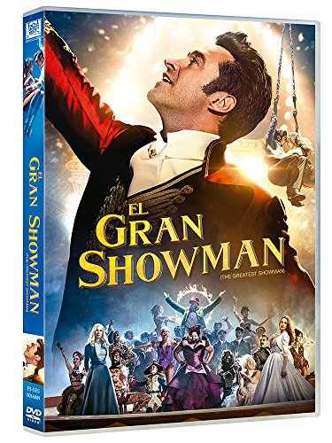 El Gran Showman DVD