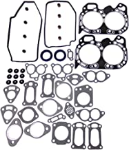 DNJ HGS726 Head Gasket Set 1985-1994/Subaru/DL, GL, GL-10, Loyale, XT/1.8L/SOHC/H4/8V/1781cc