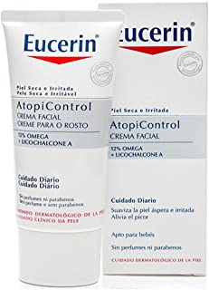 Eucerin Soothing Atopicontrol Cream 12% Omega + Licochalcone A 50 Ml Tube