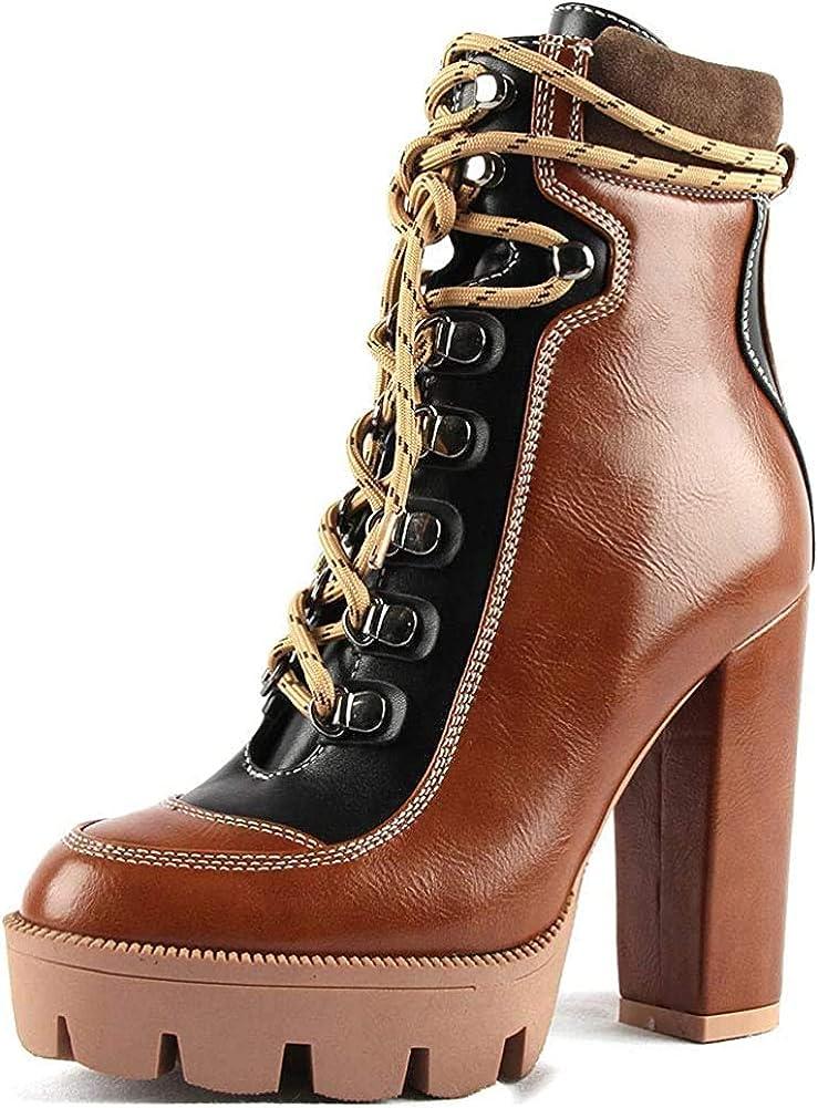 Liliana Women Fashionable Peep All items free shipping Open Mail order cheap Cutout Toe Heel Chunky Booti