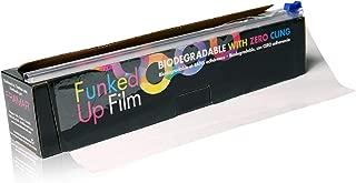 Framar Cling-Free Funked up Film, Saran Wrap for Balayage with hair bleach, hair dye - 300 Feet