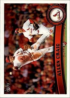 2011 Topps Update #US255 Allen Craig St. Louis Cardinals MLB Baseball Card NM-MT