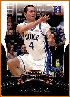 2006-07 Press Pass Legends #2 J.J. Redick DUKE BLUE DEVILS