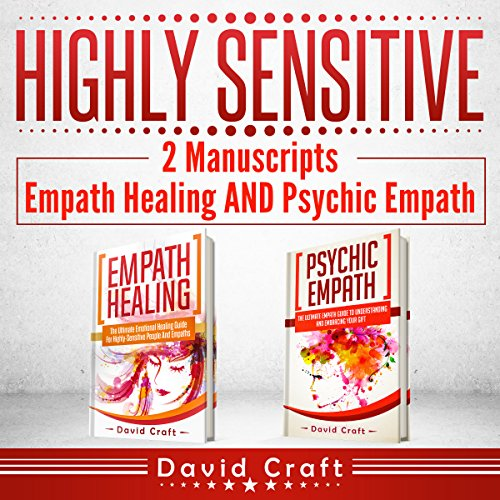 Highly Sensitive: 2 Manuscripts audiobook cover art
