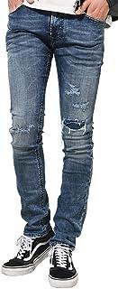 DIESEL(ディーゼル) HAVAR JoggJeans ダメージ加工 ジョグジーンズ メンズ 627206 [並行輸入品]