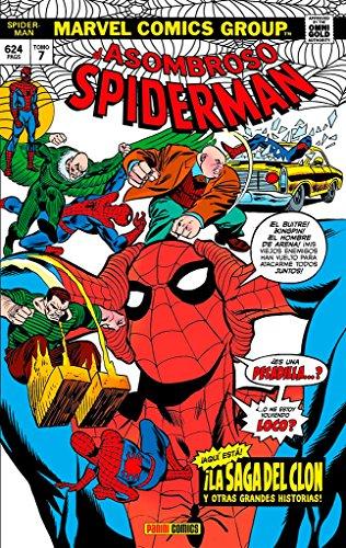 El Asombroso Spiderman. La Saga Del Clon (MARVEL GOLD)