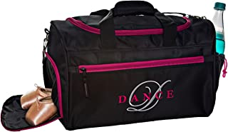 3405 Dee Embroidered Duffel Bag for Dancers