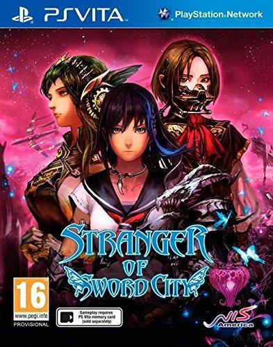 Stranger of Sword City (Playstation Vita) - [Edizione: Regno Unito]