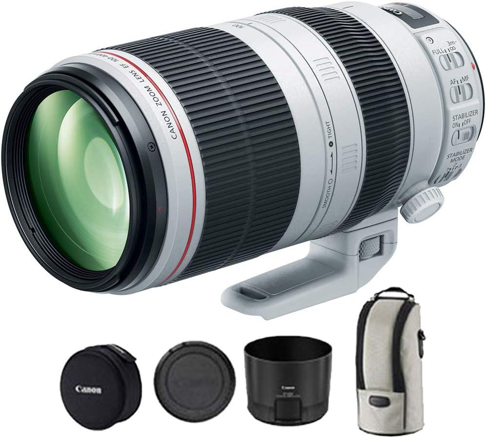 Canon EF 100-400mm f 4.5-5.6L is USM - Genuine Max 70% OFF Lens 9524B002 Renewed II