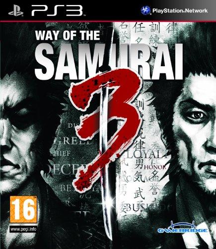 Way of the Samurai 3 (PS3) [Importación inglesa]